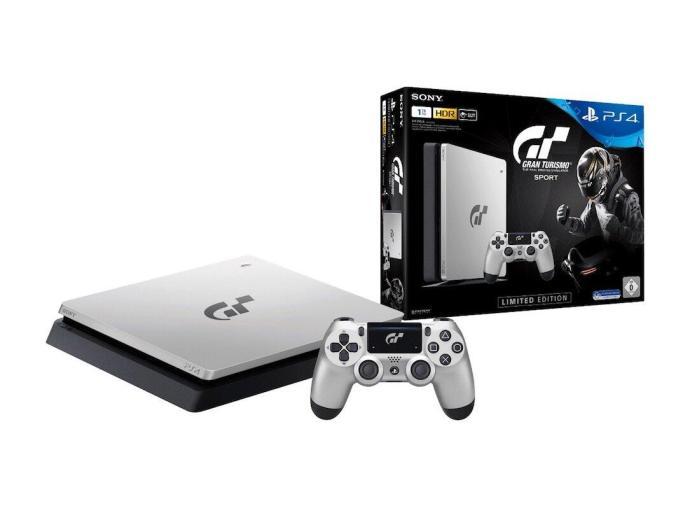 Sony Ps4 Gt Sport Aldi Edition