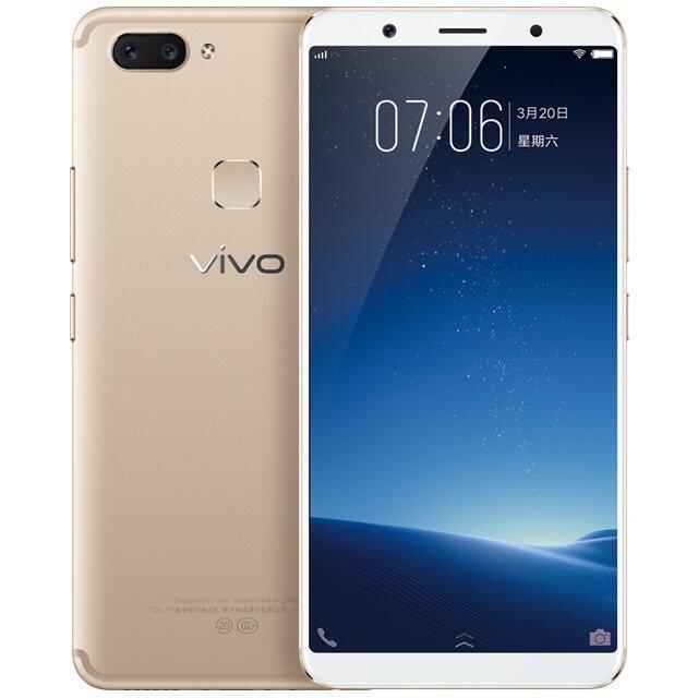 Vivo X20 Gold