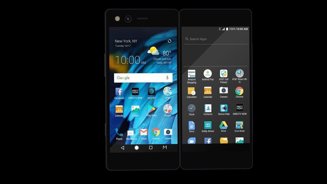 ZTE Axon M: Smartphone mit Dual-Screen offiziell vorgestellt