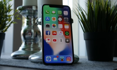 Apple Iphone X Test2