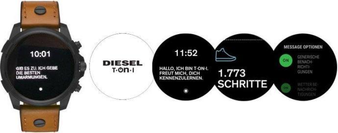 Diesel T On I