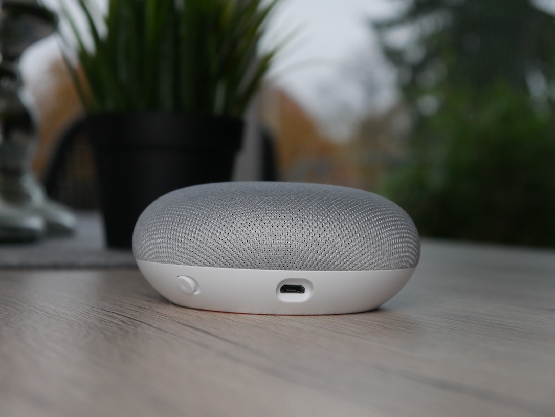 Google Home Mini Test4