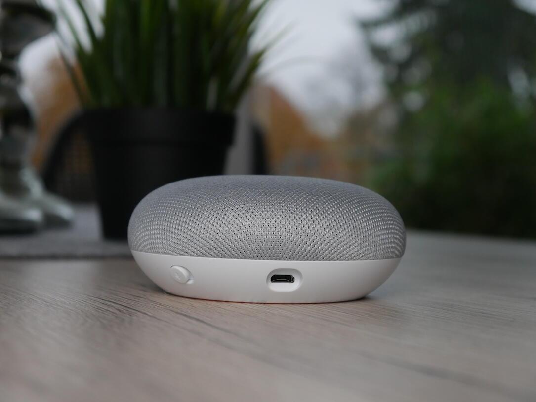 Google Home Mini Test4
