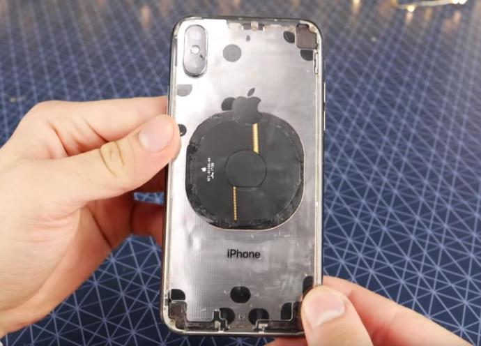 Iphone X Transparent