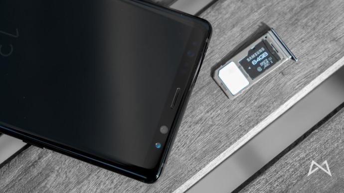 Samsung Galaxy Note8 16