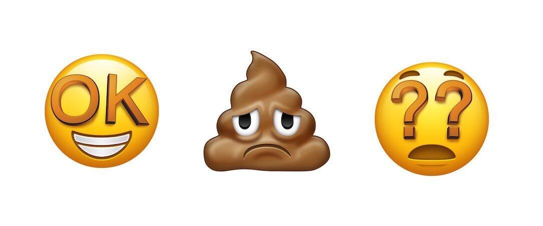 Emoji 6.0 Alte Emojis
