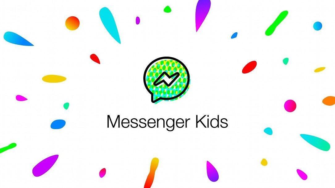 Messenger Kids Logo 1085