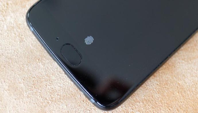 Moto X4 Fingerprint