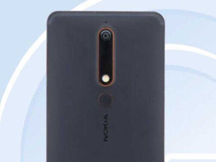 Nokia 6 2018 Tenaa