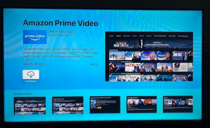 Prime Video Amazon Apple Tv 1