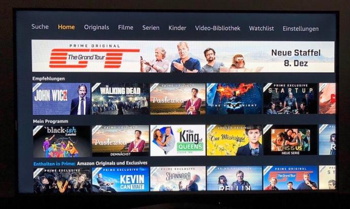 Prime Video Amazon Apple Tv 4