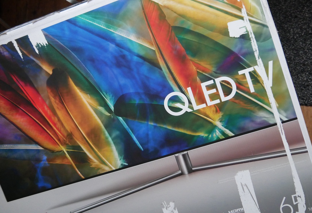 Samsung Q7f Yt Verpackung