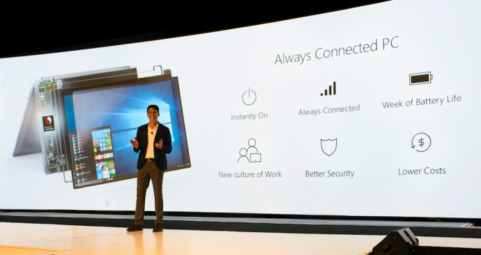 Windows 10 Always Connected