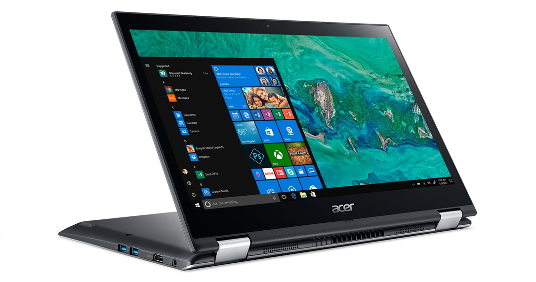 Acer Spin 3 2018
