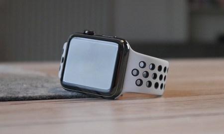 Apple Watch Header