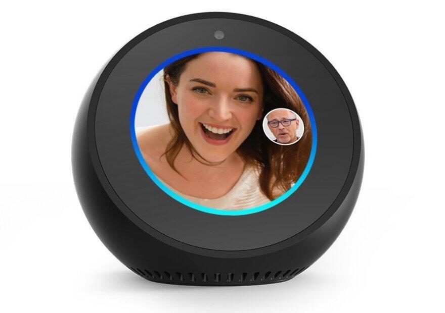 Echo Spot Video