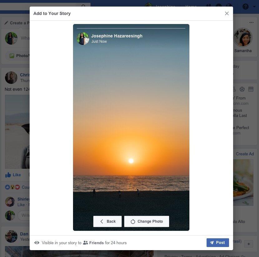 Facebook Stories Desktop2