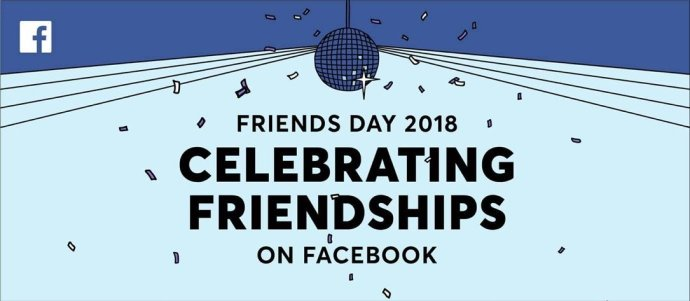 Facebook Friends Day