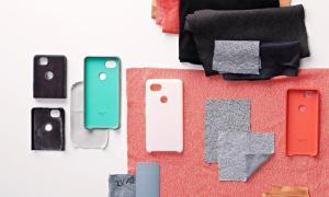 Google Design Pixel 2 Case Iterations