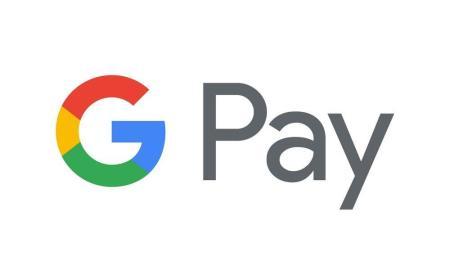 Google Pay Logo Header