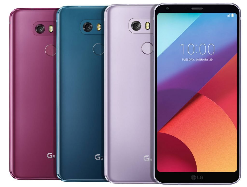 Lg G6 2018 Farben