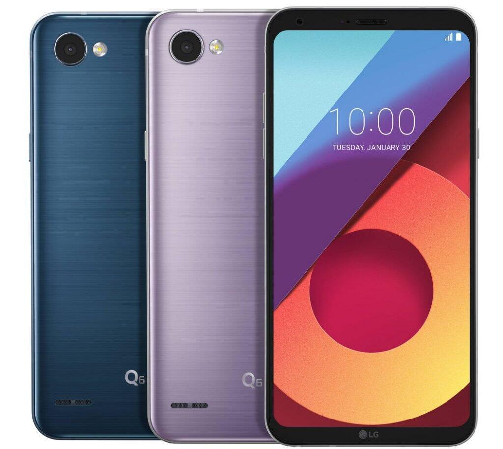 Lg Q6 2018 Farben