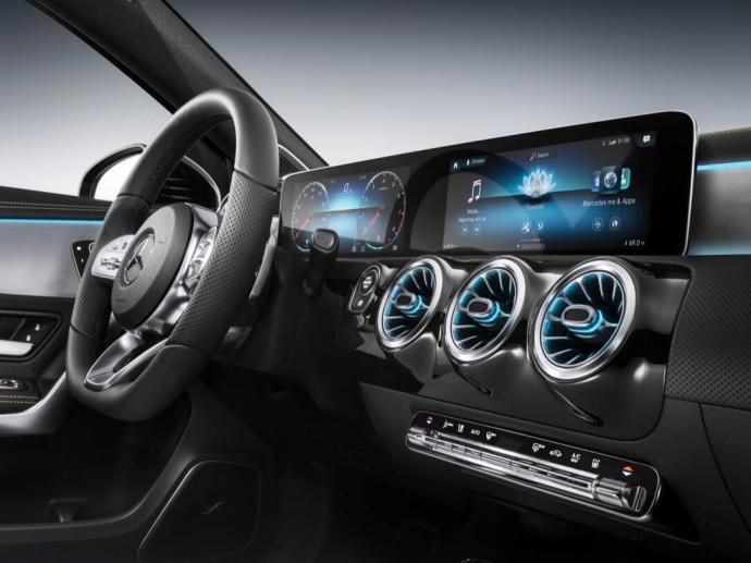 Mercedes Benz A Klasse (w177) 2018