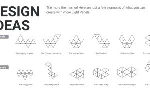Nanoleaf Design Ideas