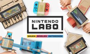 Nintendo Labo Header