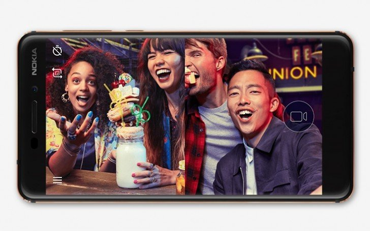 Nokia 6 2018 Bothie