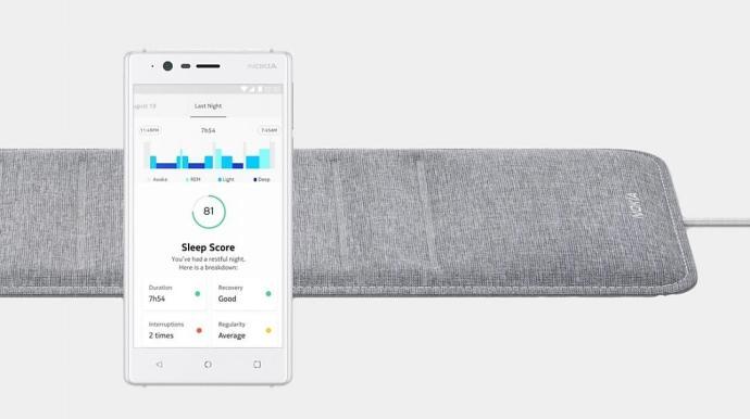 Nokia Sleep Header 1085