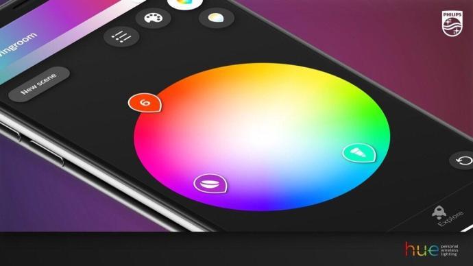 Philips Hue 3 App