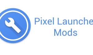 Pixel Launcher Mods