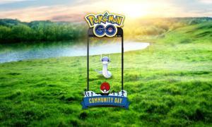 Pokemongo Communityday Dratini