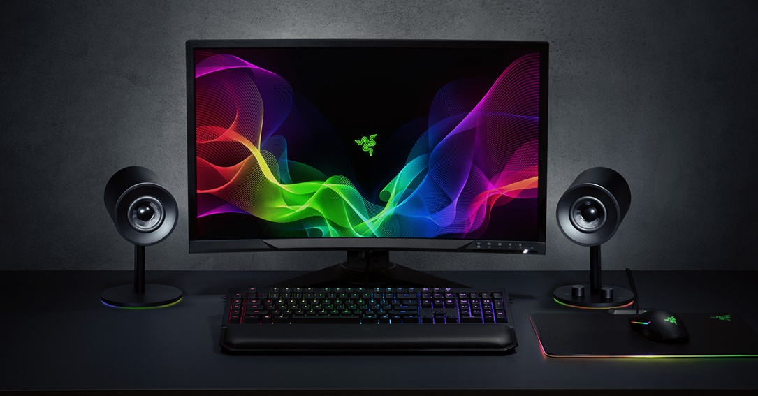 Razer Nommo Chroma Header
