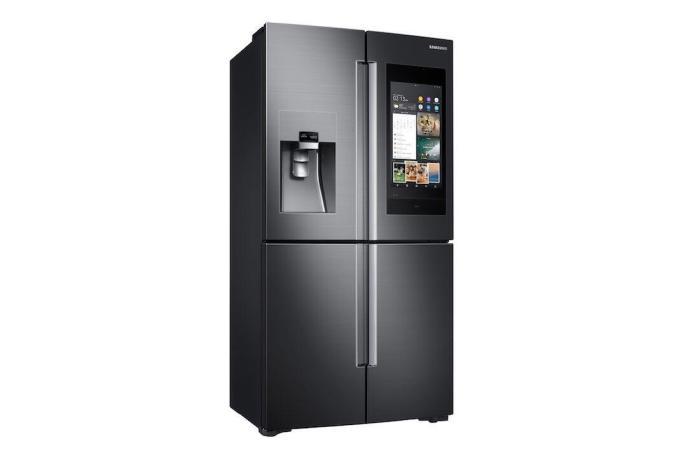 CES 2018: Samsung und LG mit neuen smarten Kühlschränken