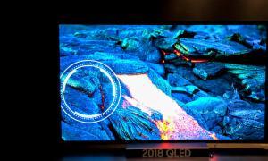 Samsung Qled 2018