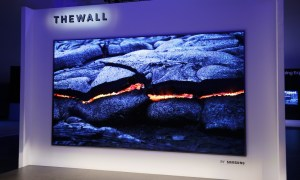 Samsung The Wall Microled Mled Header