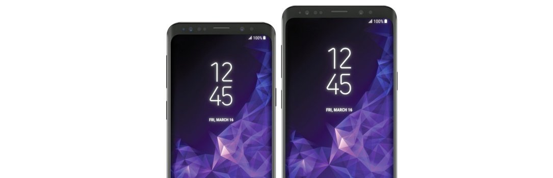 Samsung Galaxy S9 Evleaks Header