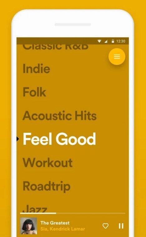 Spotify Stations Playlist