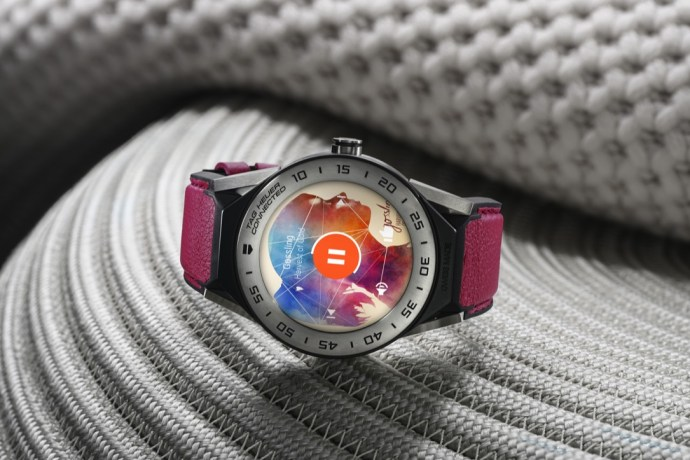 Tag Heuer Connected Modular 41 Header
