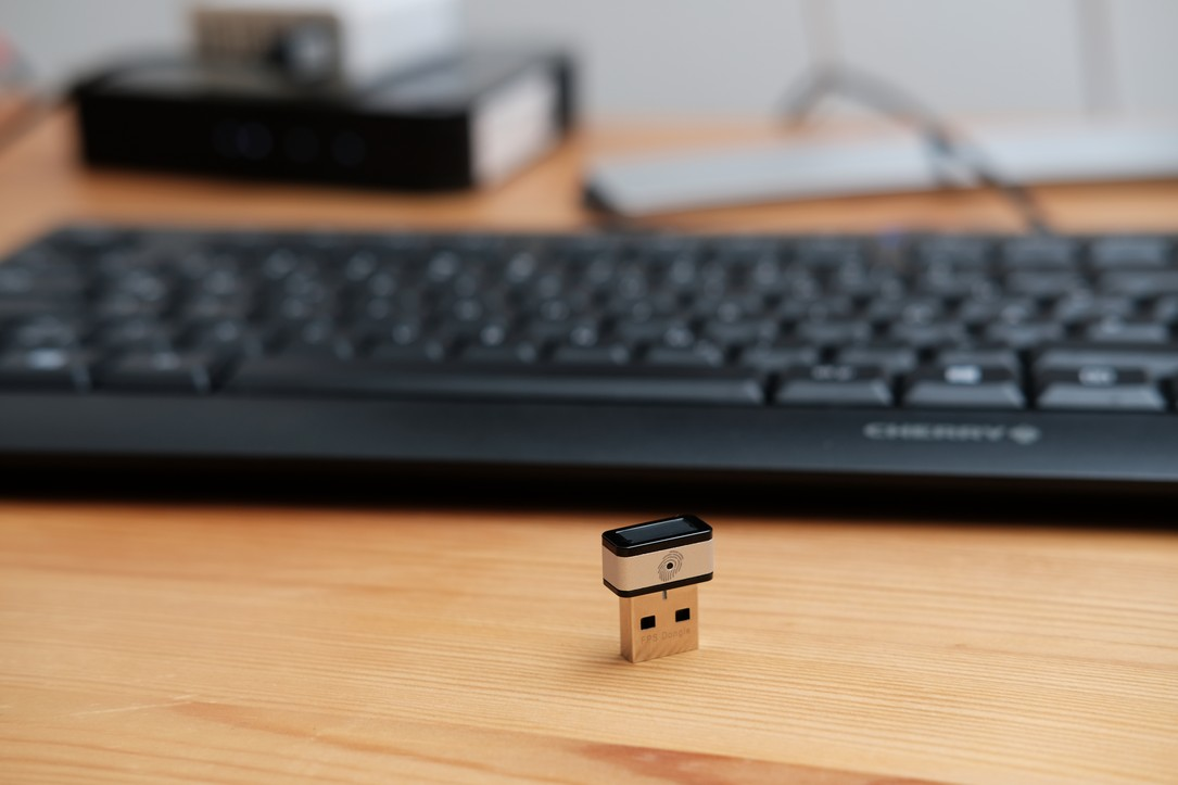 Usb Fingerabdruckleser Windows Hello 1