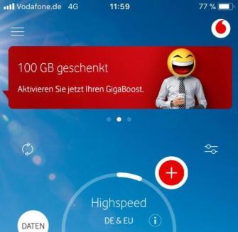 Vodafone Gigaboost 3
