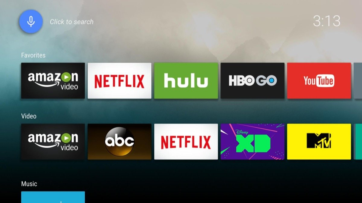 Android Tv Launcher Fire Tv
