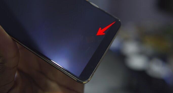 Fingerabdrucksensor Im Display