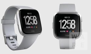 Fitbit Smartwatch 2018 Leak5