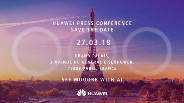 Huawei P20 Ooo
