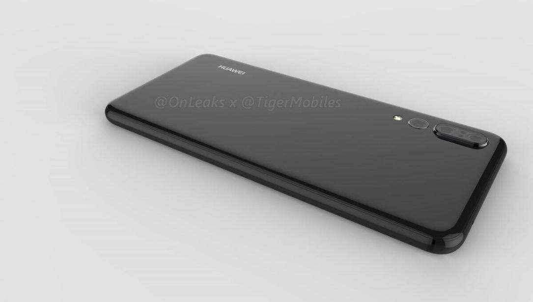 Huawei P20 Plus Leak2
