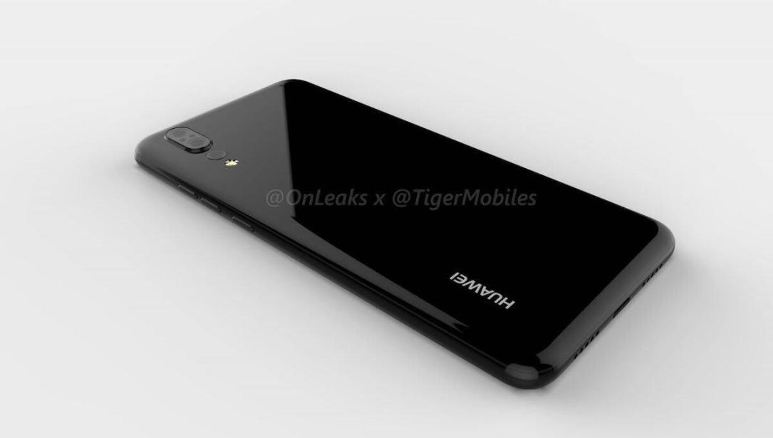 Huawei P20 Render1