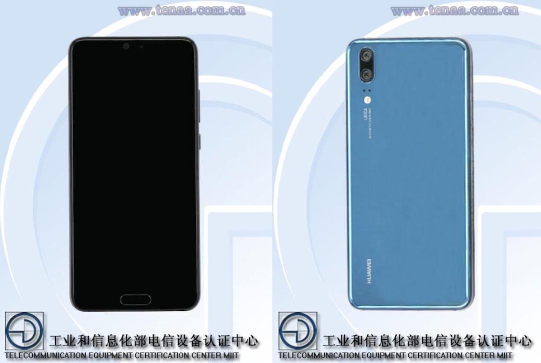 Huawei P20 Tenaa